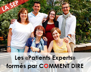 Les premiers Patients-Experts